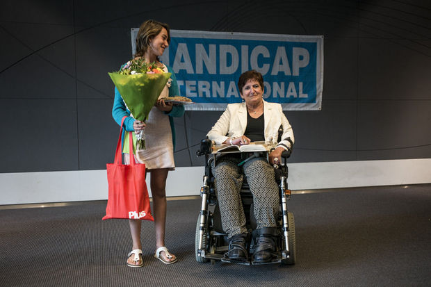 Handicap international maakt winnaars 'Design with a heart' bekend