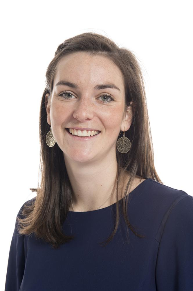 Caroline Diercxsens is audiologe bij Audionova.