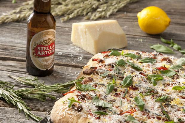 De natuurlijke ingrediënten van bier op je bord