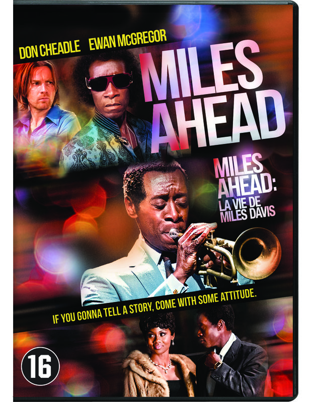 Win een DVD van de film Miles Ahead