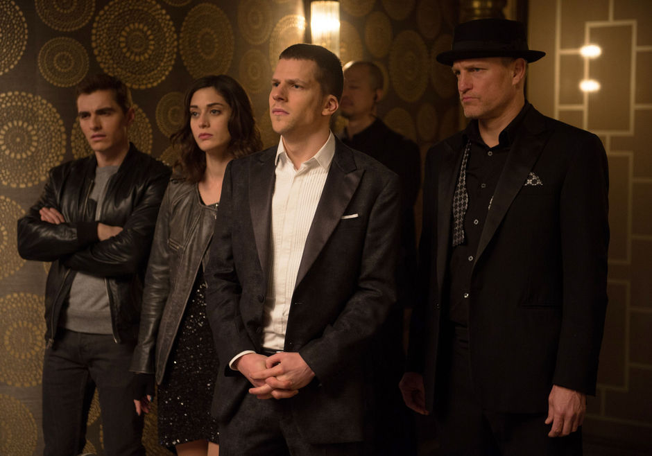 Win een DVD van de film Now you see me 2