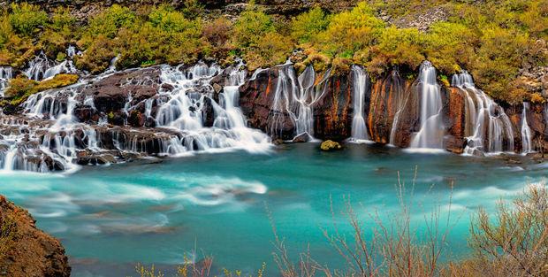 IJsland: vurig spektakel onder de poolcirkel