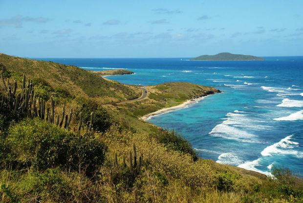 Roadtrippen op een piepklein eiland