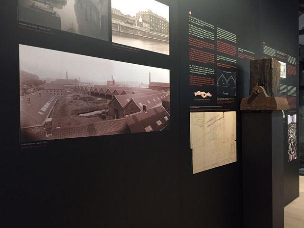 Docks Bruxsel brengt hulde aan het historische verleden van de site met opening van Godin-ruimte