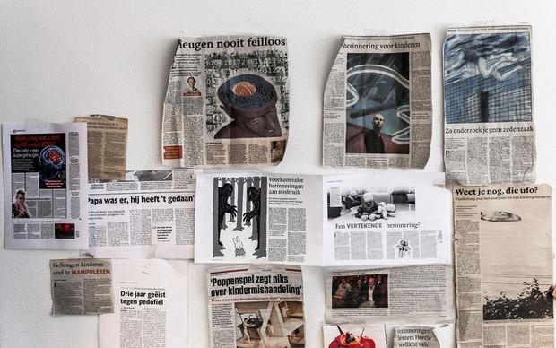 Valse herinneringen over misdrijven kunnen in rechtszaken tot familiedrama's leiden., BELGAIMAGE