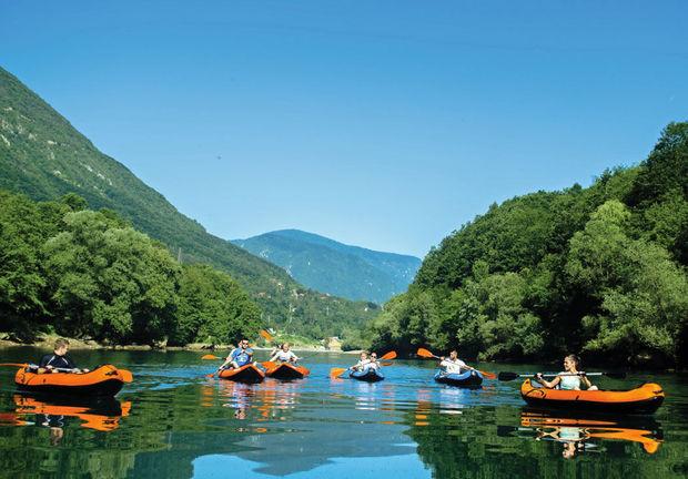 Het wilde westen van Servië