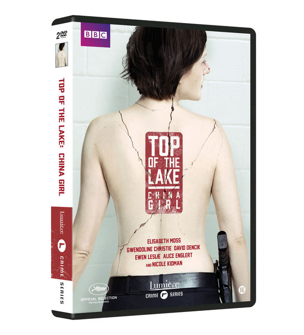 Win een DVD Top of the Lake: China Girl