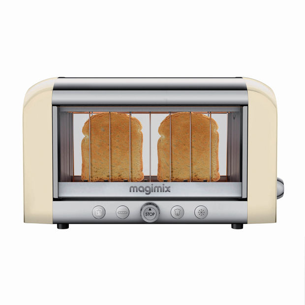 Win een prachtige broodrooster Magimix Le Toaster Vision