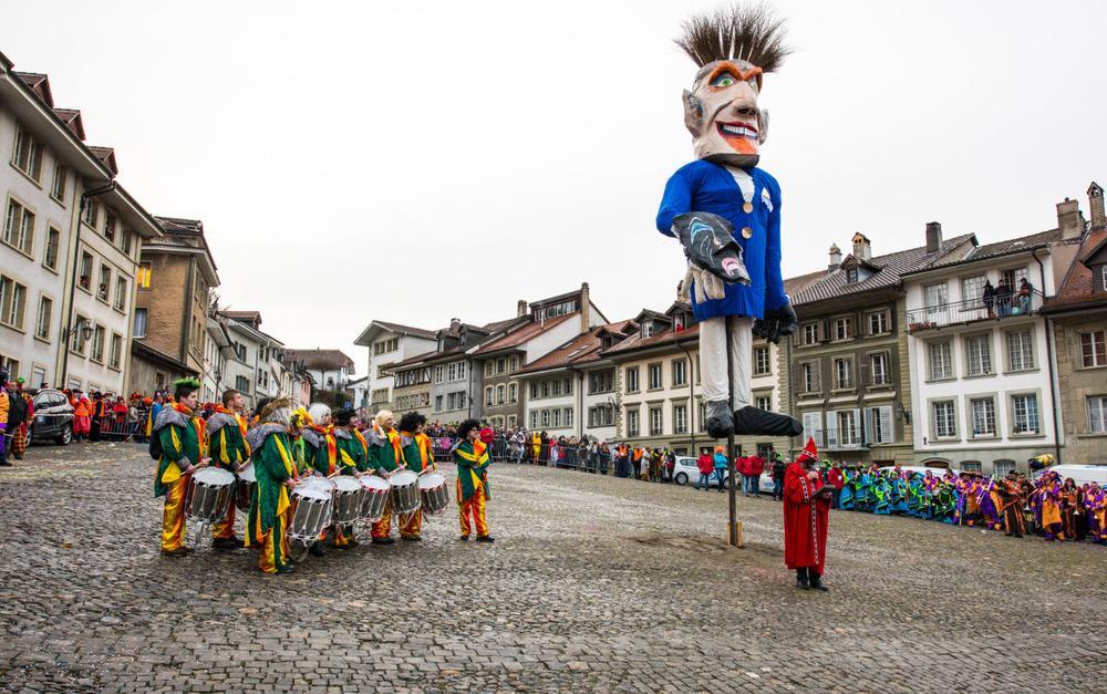 Carnaval des Bolzes, Carnaval des Bolzes
