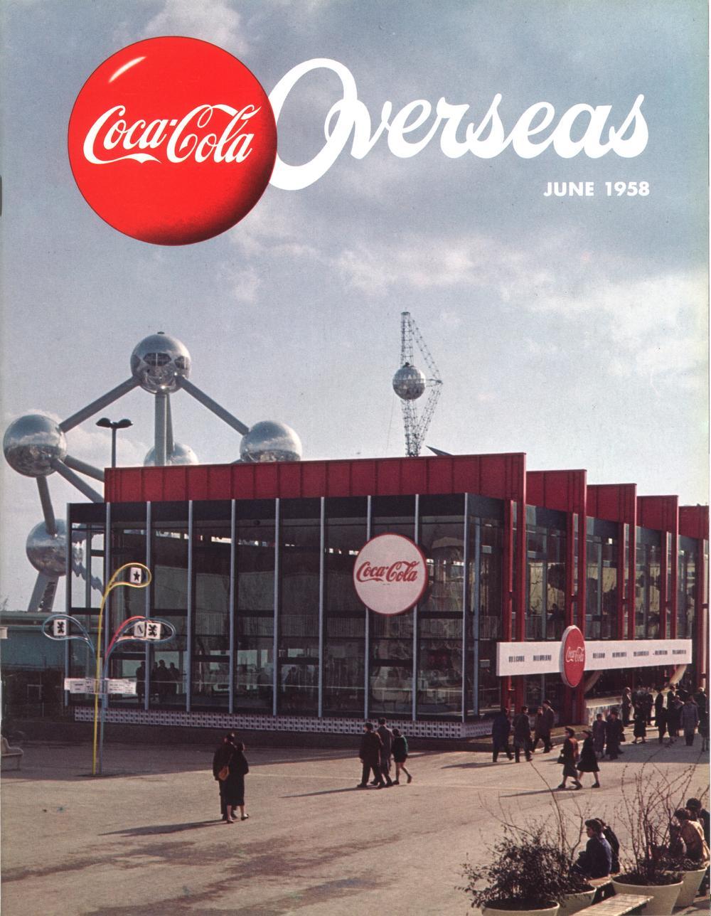 Coca-Cola viert 90 jaar in België met interactieve expo