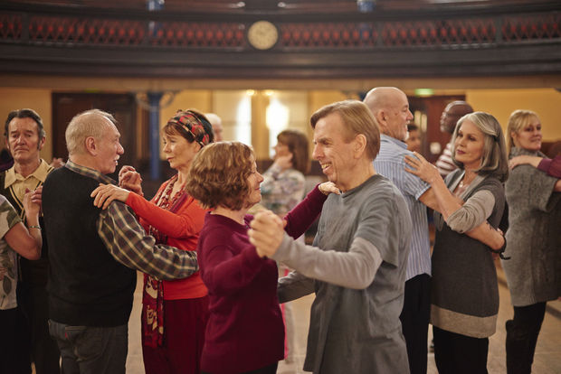 Win een duoticket voor de film Finding Your Feet