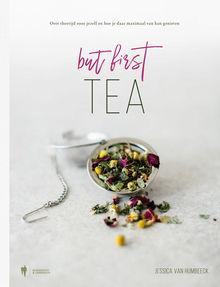Verrassend lekker en helemaal home made: ice tea en thee cocktails