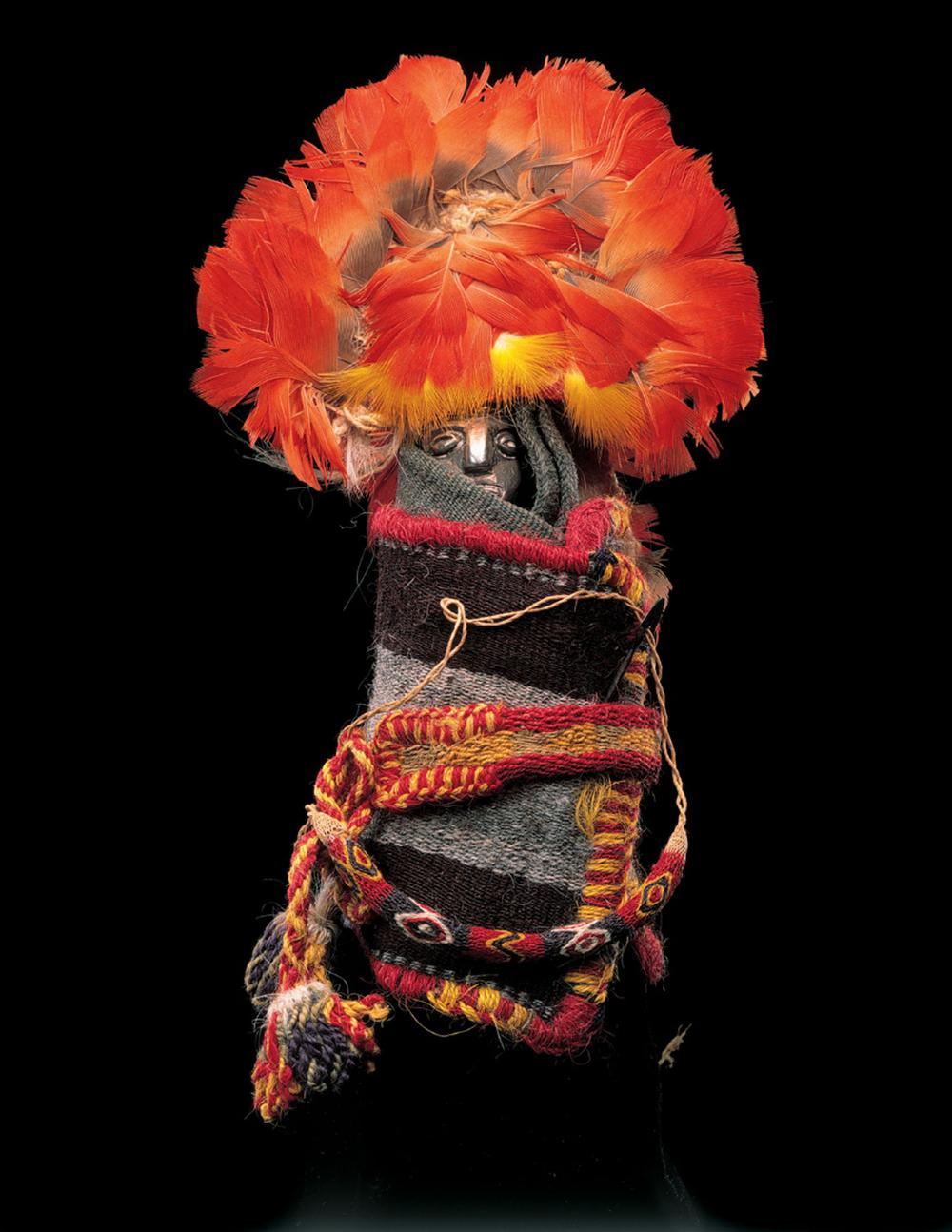Mode uit de Andes