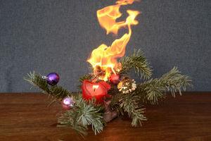 Tips Voor Een Brand Veilige Kerst Vrije Tijd Plusmagazine