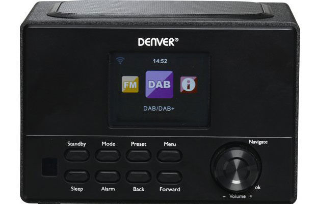 Win een Denver internetradio IR-120