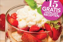 Gratis receptenboekje: Smullen met toetjes