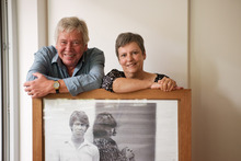 Een man vertelt over de kanker van zijn vrouw