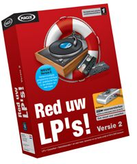 Red uw video's en lp's