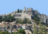 Sisteron, parel van de Provence