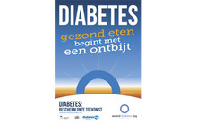 Gezond ontbijt als thema van de Werelddiabetesdag