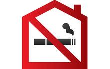 'Binnen roken is nooit oké'