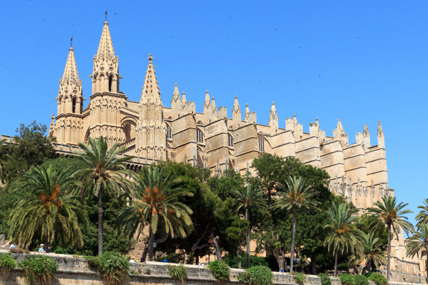 Pareltjes in Palma
