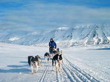 Skiplezier in Spitsbergen