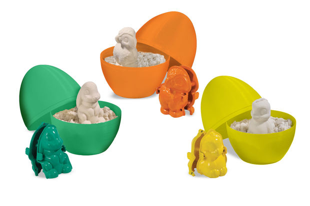 Win een set van 3 Super Sand Eggs!