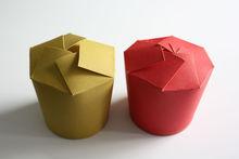 DIY: Eenvoudige beker wordt cadeaudoosje