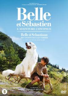 Maak kans op een DVD van Belle & Sebastiaan