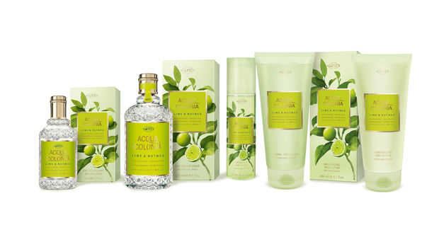 Win een Acqua Colonia Lime & Nutmeg pakket van 4711!