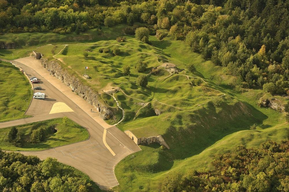 Fort de Vaux, Verdun., JJ Weimerskirch