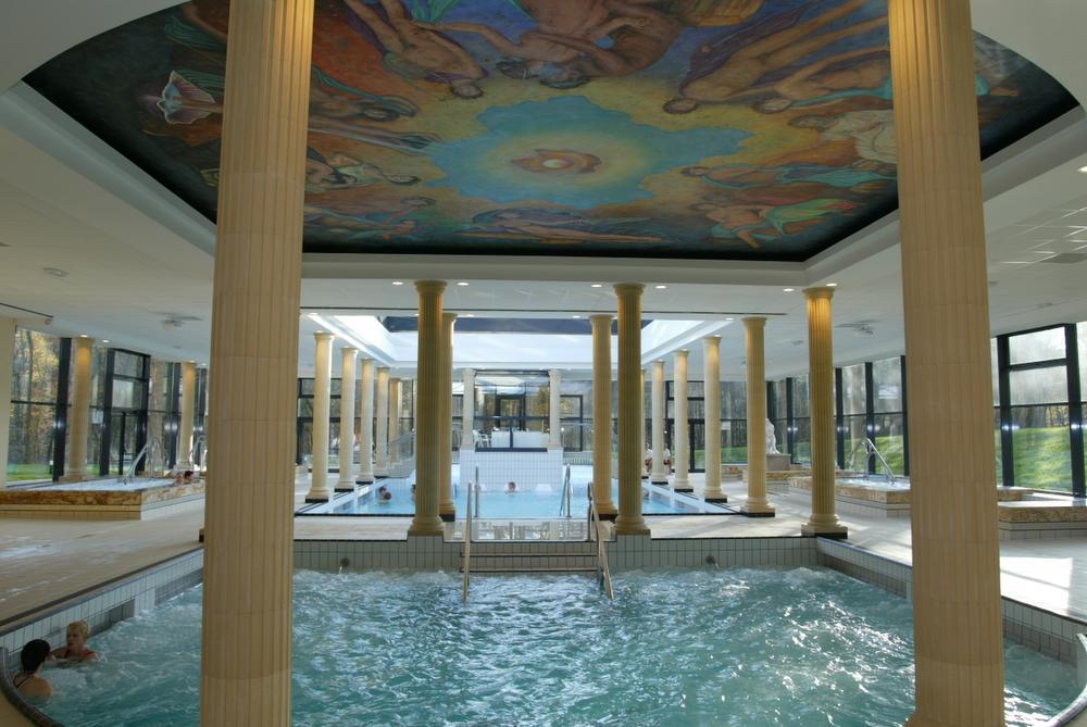 Villa Pompéi, een spa in Amnéville-les-Thermes., J-C. Kanny / Moselle Tourisme