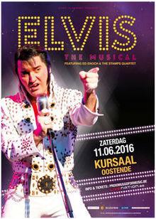 Maak kans op een duoticket voor Elvis The Musical!